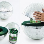 Disco Ball Keg