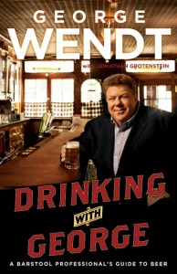 Drinking with George Wendt
