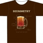 Craft Beer Clothing: Beerometry T-Shirt