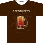 Craft Beer Clothing: Beerometry T-Shirt