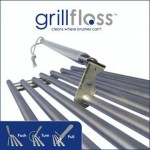 Grillfloss: The Barbecue Cleaning Tool