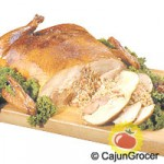 Turducken for Thanksgiven