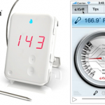iGrill is a Bluetooth Thermometer for your iPhone