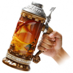 The Hobbit Stein, Because Nerds Drink Beer Too